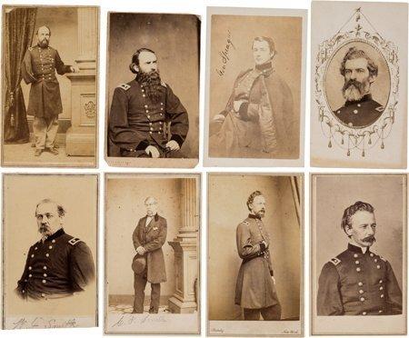 43429: Union Cartes-de-Visite: George Jerrison Stannard