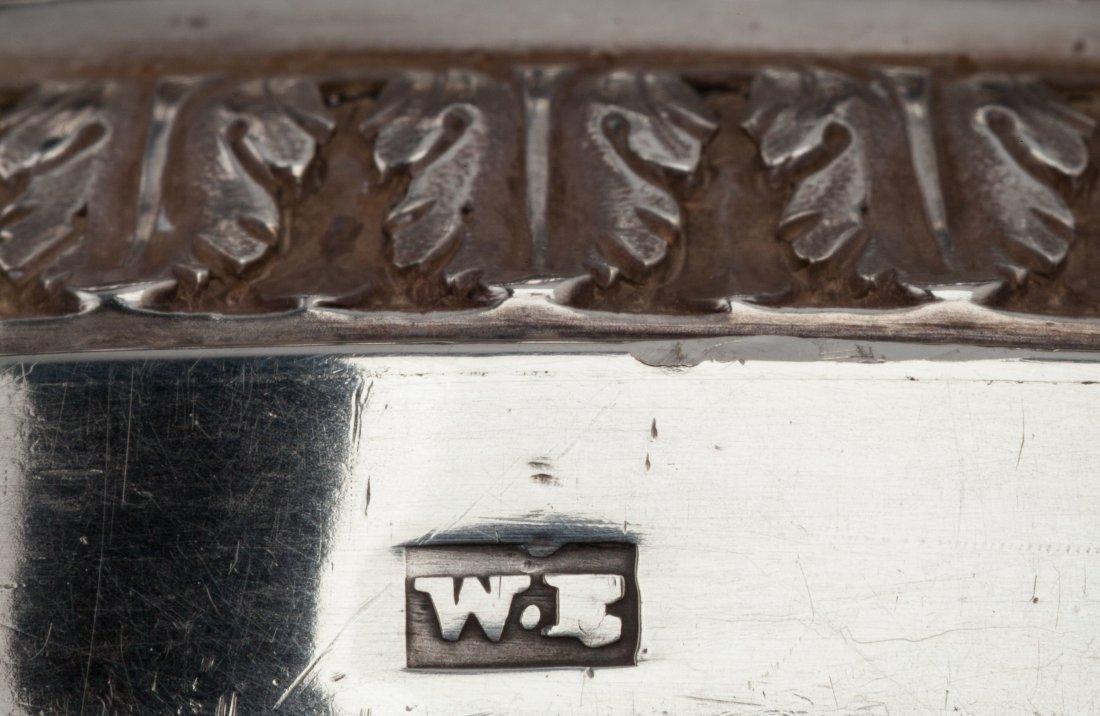 74022: A William Elliott George III Silver Nautical Pre - 3