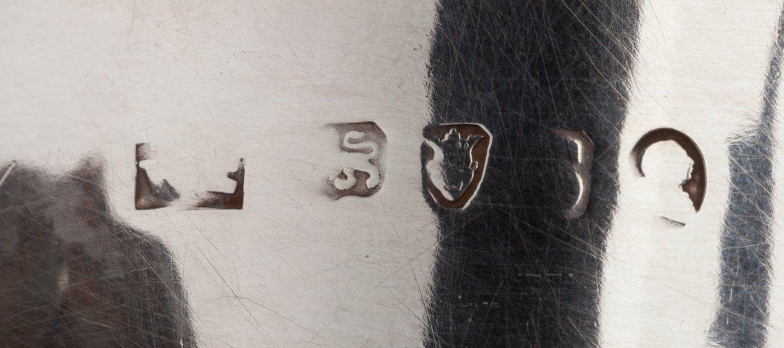 74022: A William Elliott George III Silver Nautical Pre - 4