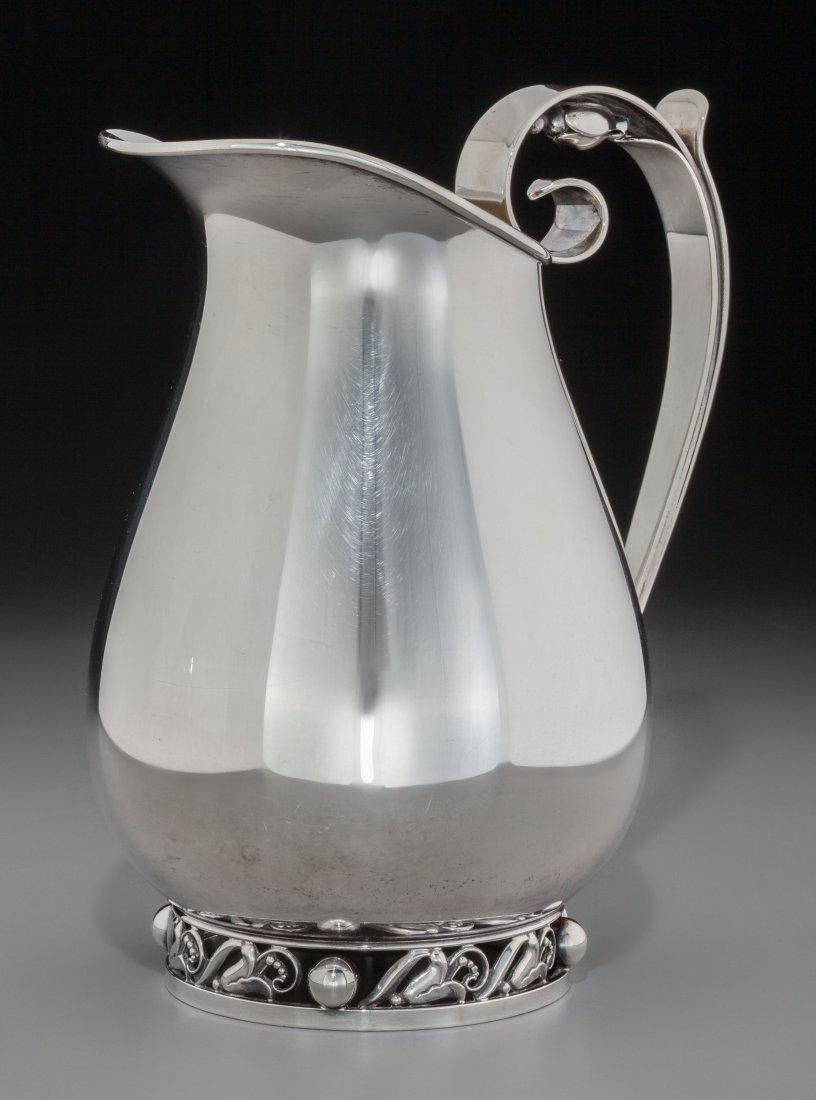 74263: An Alphonse La Paglia for International Silver C