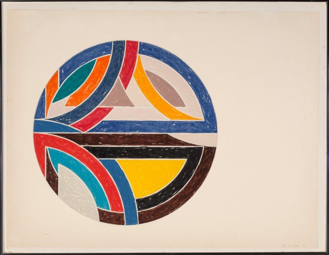 77189: Frank Stella (b. 1936) Singerli Variation III, f - 2