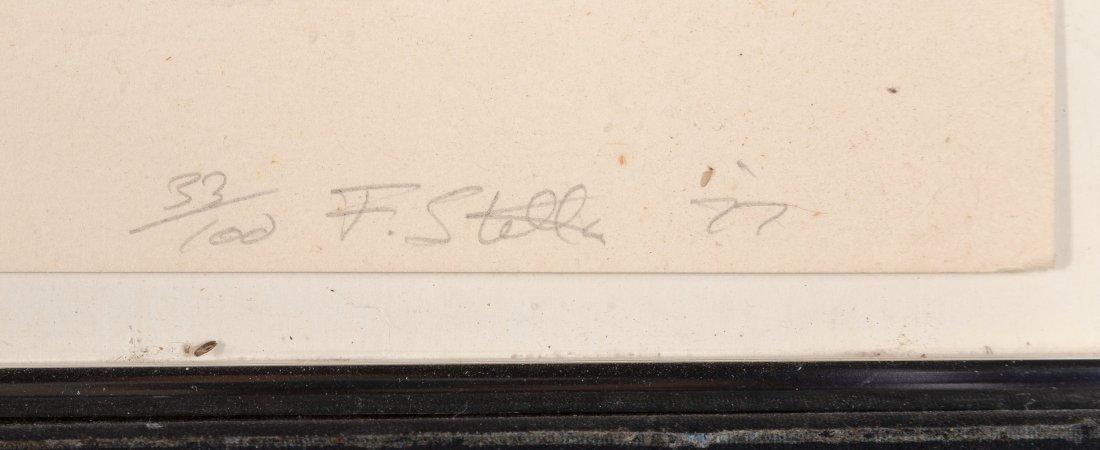 77189: Frank Stella (b. 1936) Singerli Variation III, f - 3