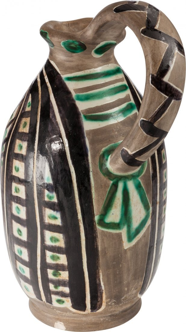 77173: Pablo Picasso (1881-1973) Femme du barbu, 1953 T - 3