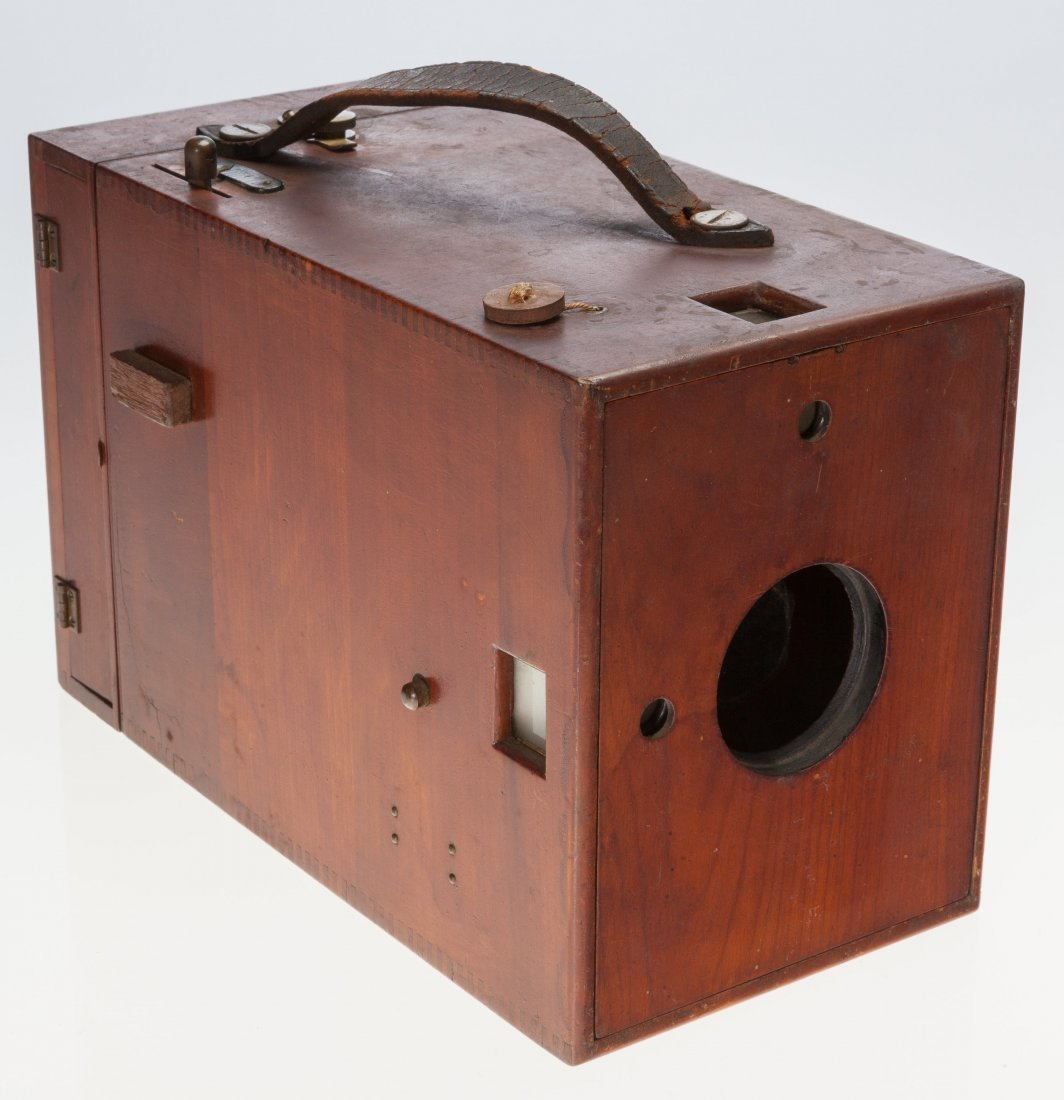 73004: Kodak Ordinary C Glass Plate Camera American, c.