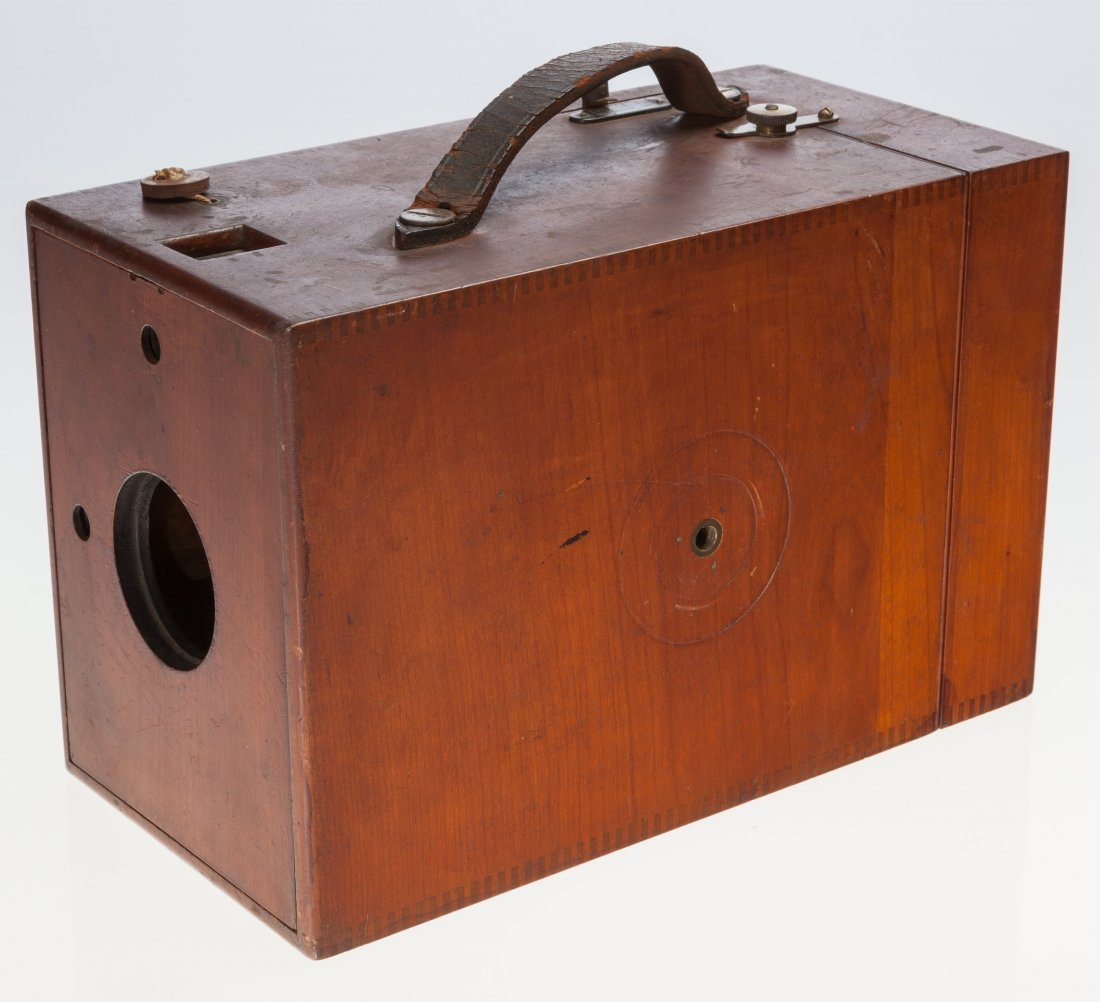 73004: Kodak Ordinary C Glass Plate Camera American, c. - 3