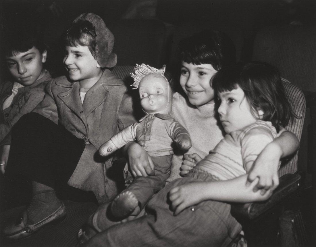 73306: Weegee (American, 1899-1968) Children's Performa