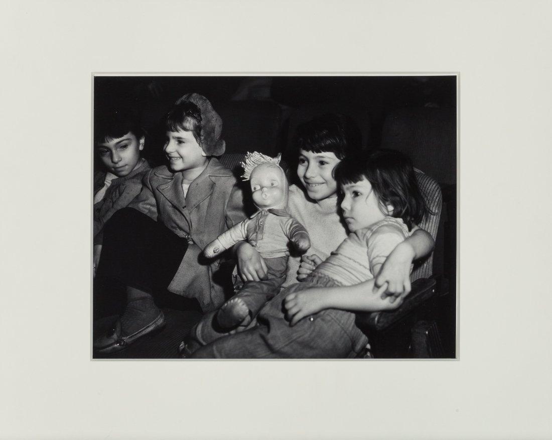 73306: Weegee (American, 1899-1968) Children's Performa - 2