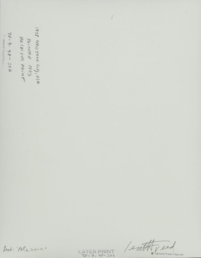 73309: Leonard Freed (American, 1929-2006) New York Cit - 2