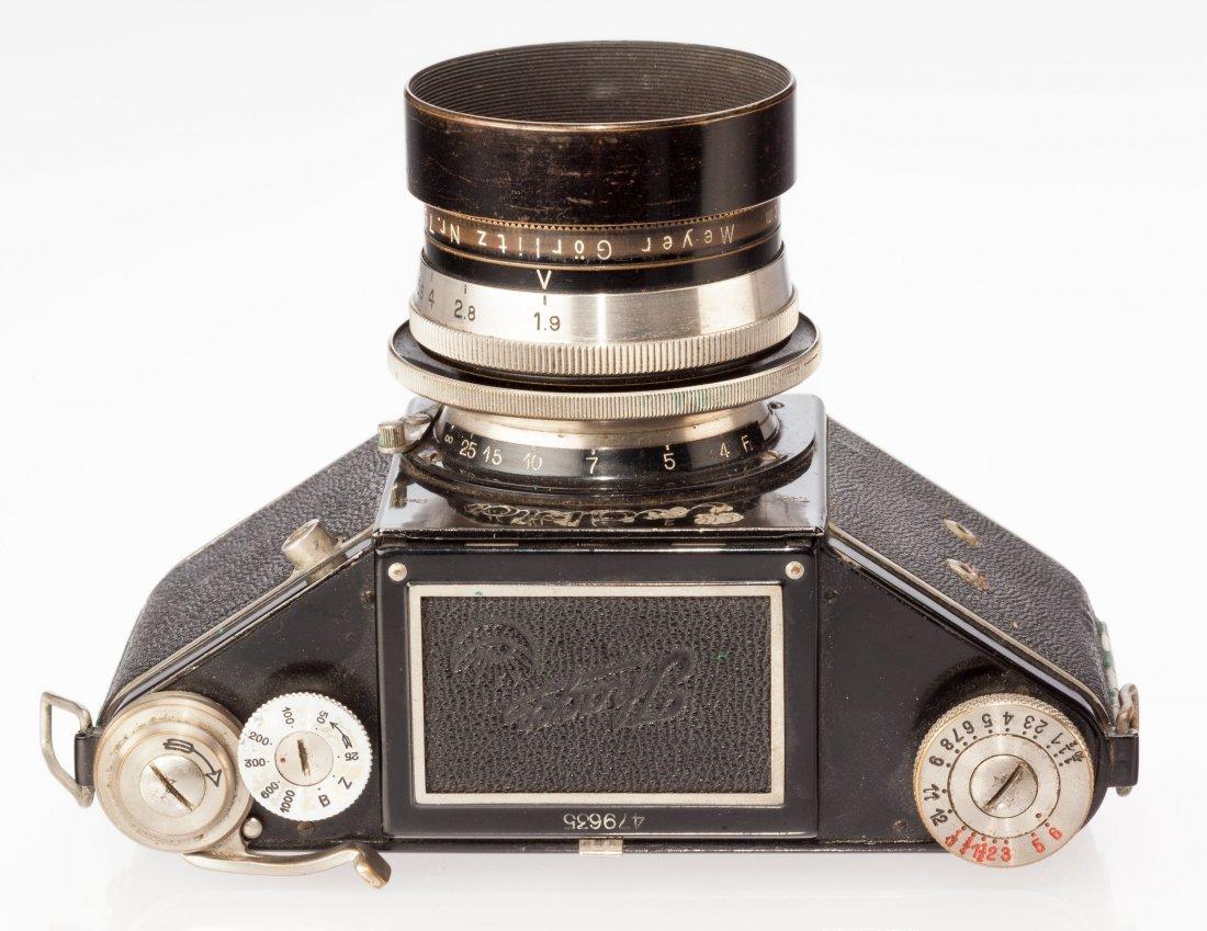 73016: Ihagee Night Exakta B SLR Camera German c. 1936, - 3