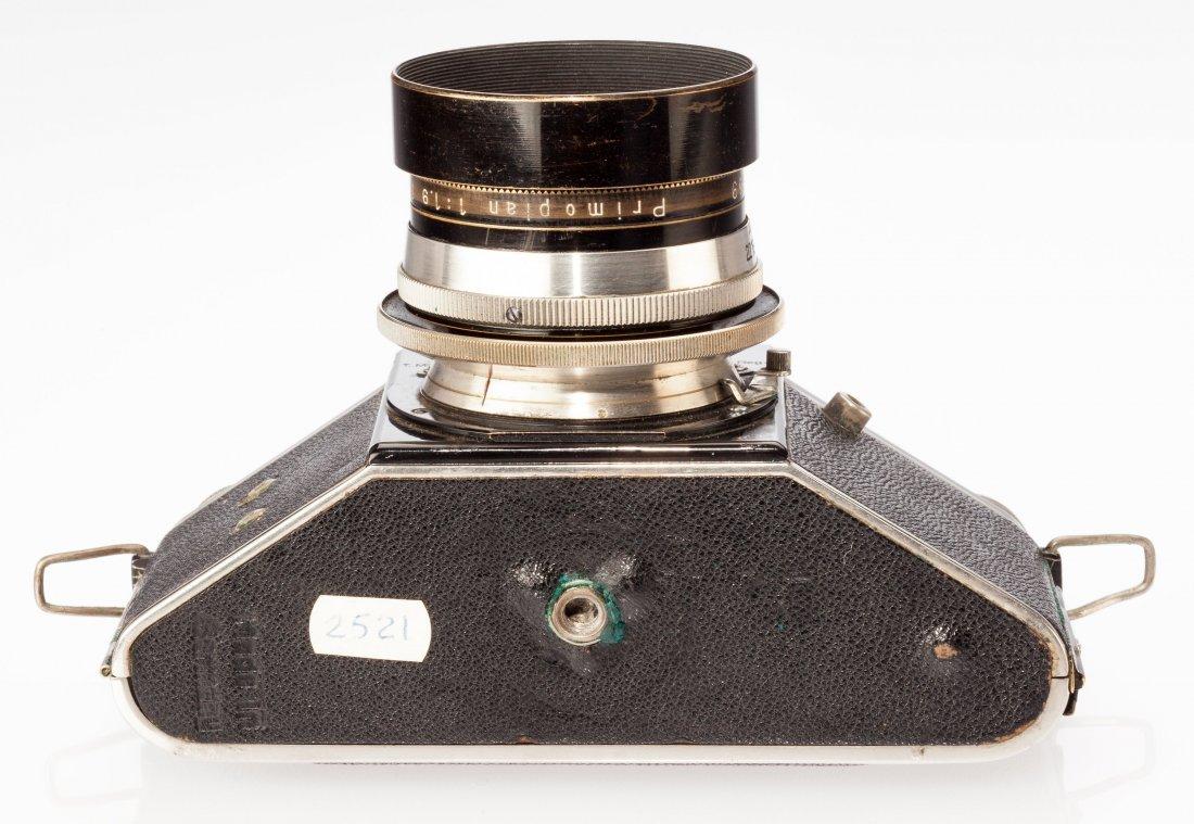 73016: Ihagee Night Exakta B SLR Camera German c. 1936, - 4