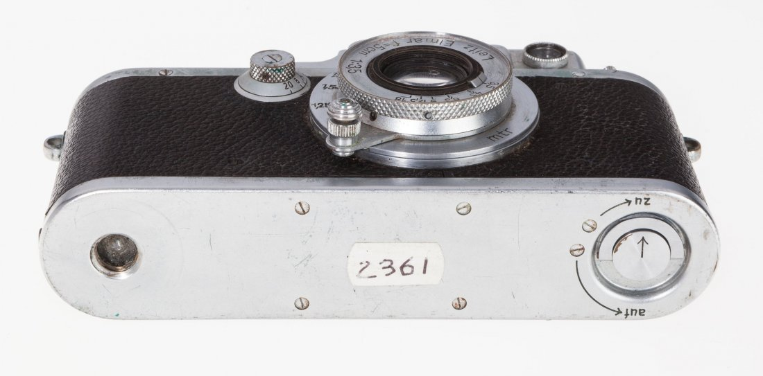 73021: Leica IIIb Rangefinder Camera German, 1939, No.  - 3