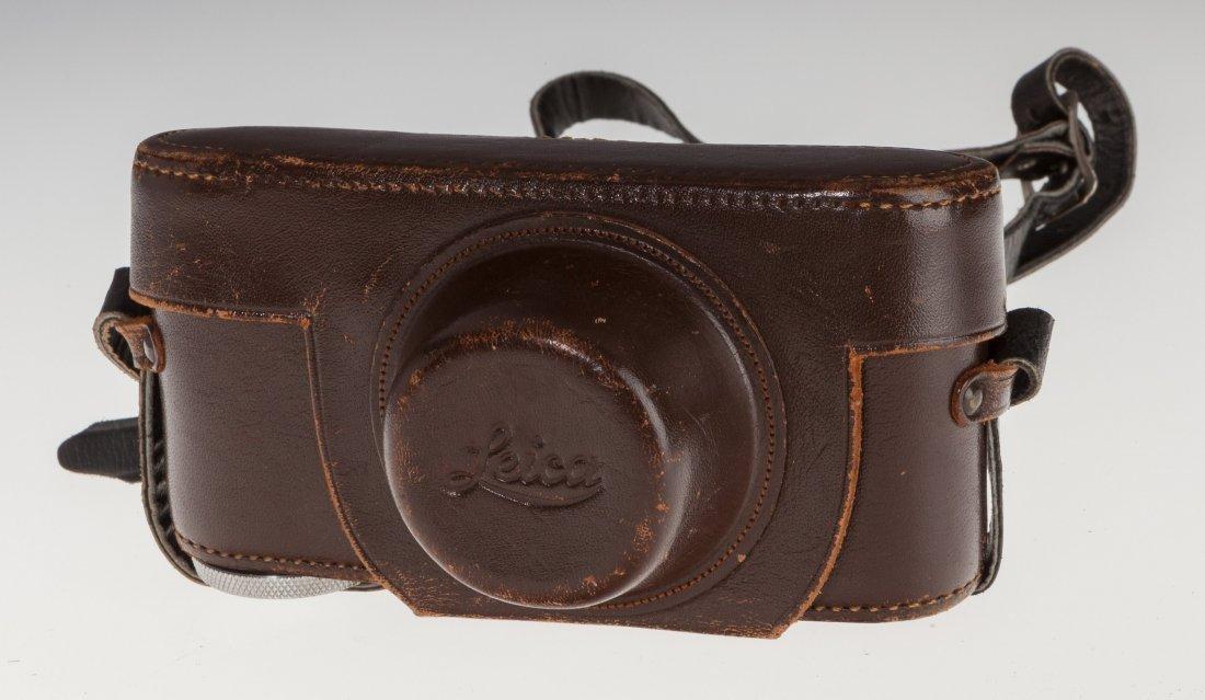 73025: Leica IIIf Black Dial Rangefinder Camera German, - 2