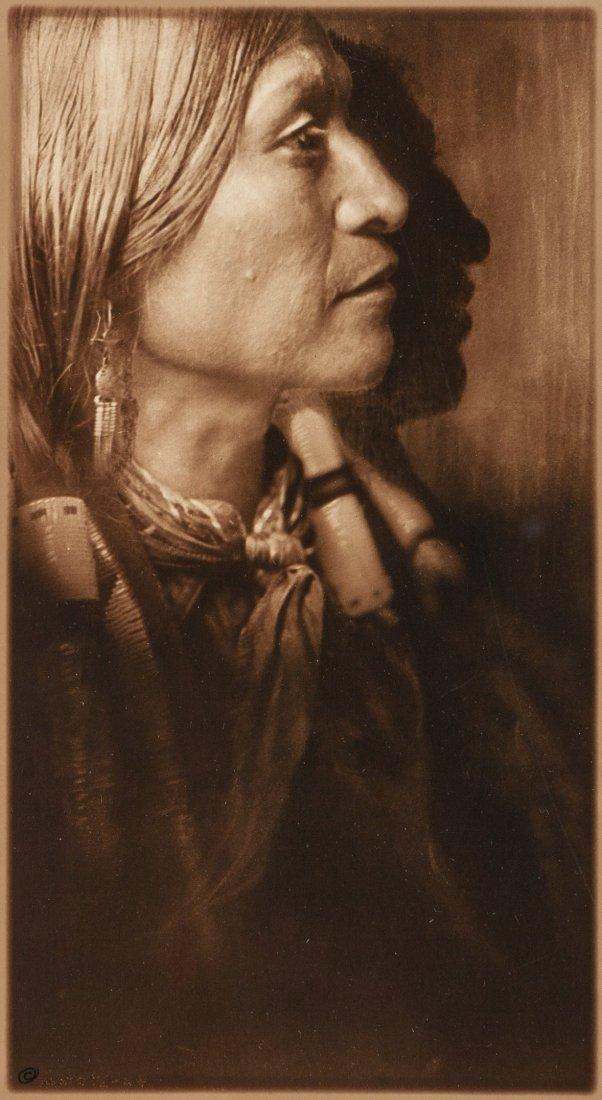 73131: Edward Sheriff Curtis (American, 1868-1952) Vash