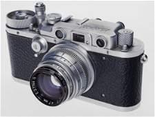 73032: Kardon Signal Corps PH-629/UF Rangefinder Camera