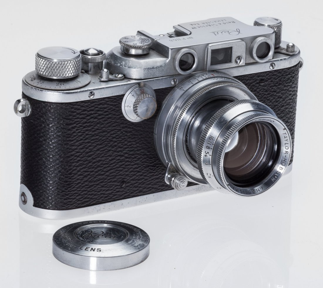 73033: Reid III Type 1 Rangefinder Camera English c. 19