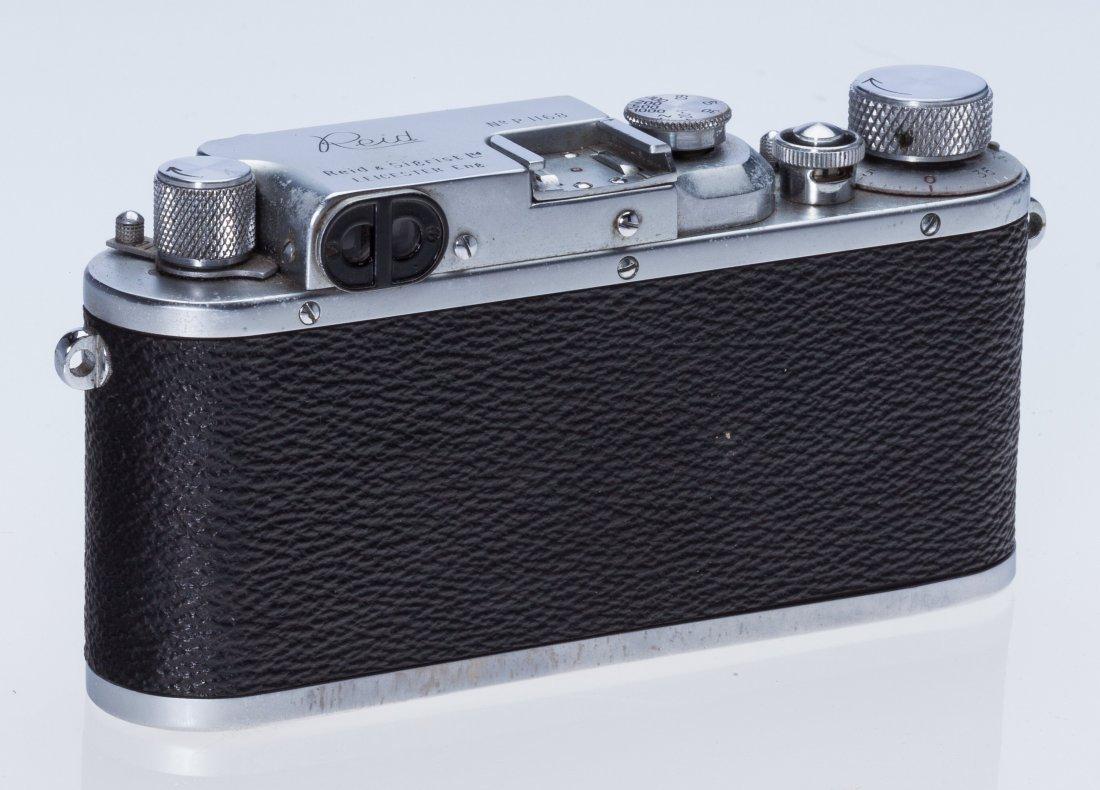 73033: Reid III Type 1 Rangefinder Camera English c. 19 - 3