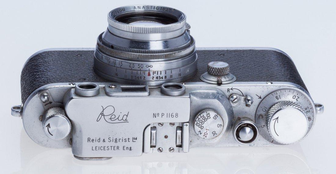 73033: Reid III Type 1 Rangefinder Camera English c. 19 - 4
