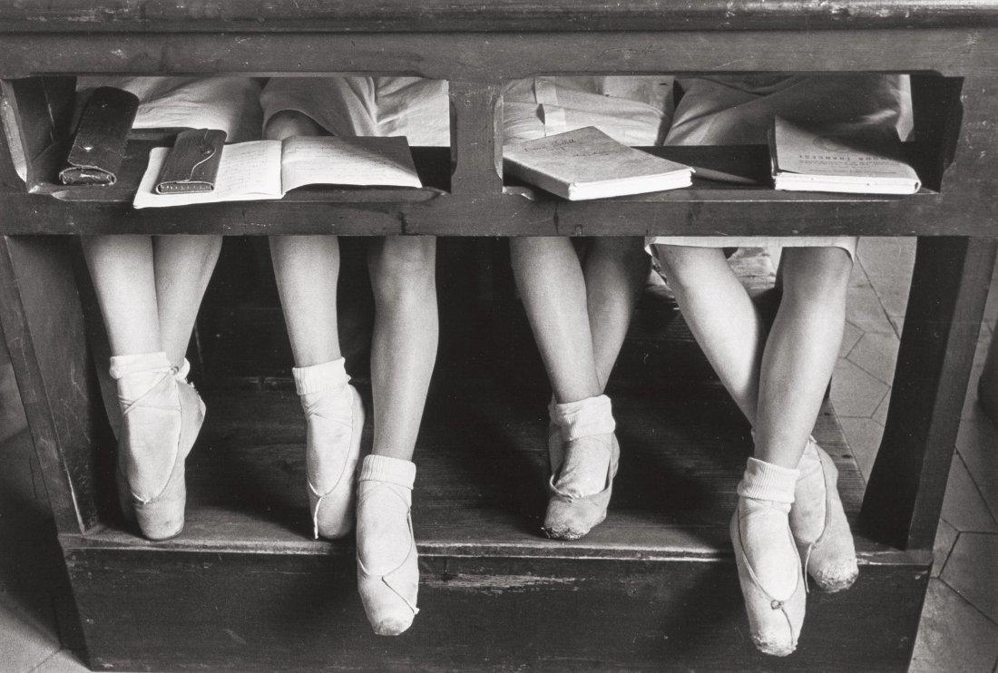 73339: Alfred Eisenstaedt (American, 1898-1995) Ballet