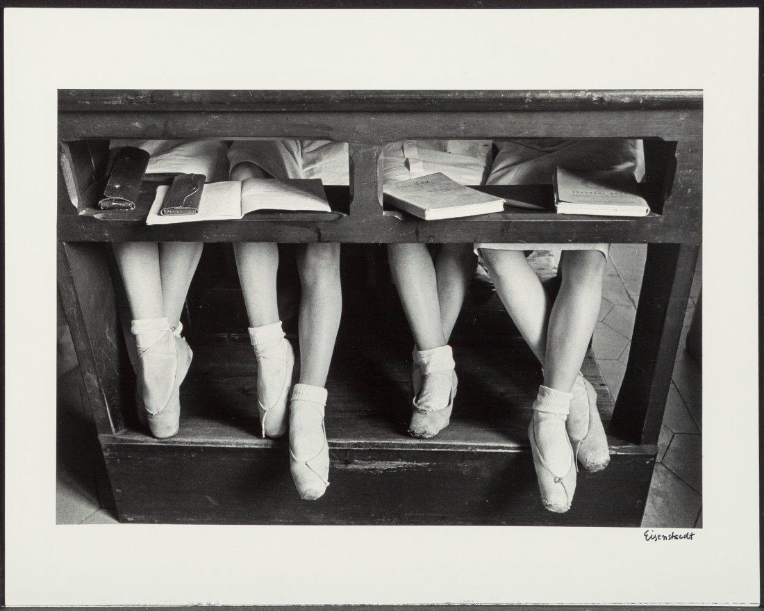 73339: Alfred Eisenstaedt (American, 1898-1995) Ballet  - 3