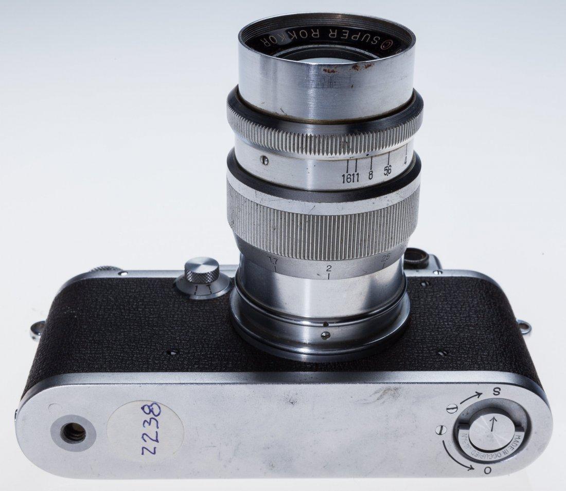 73035: Sears Tower Type-3 Rangefinder Camera Japanese,  - 3