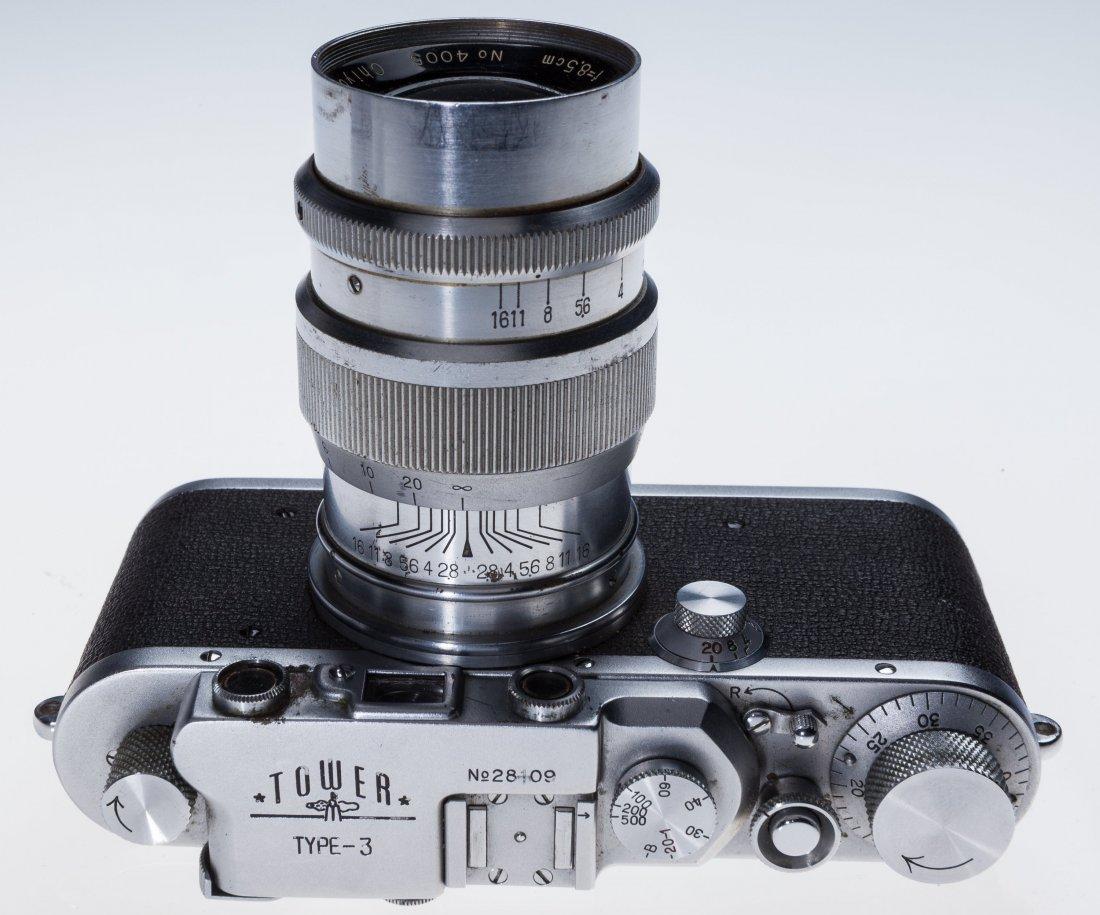 73035: Sears Tower Type-3 Rangefinder Camera Japanese,  - 4