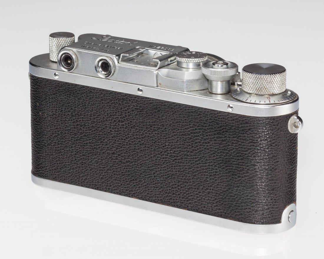 73036: Leotax S Rangefinder Camera Japanese, c. 1953, N - 2