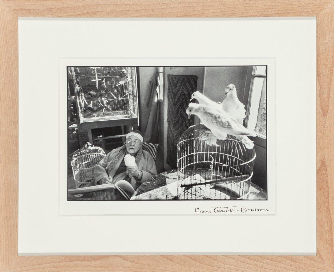 73246: Henri Cartier-Bresson (French, 1908-2004) Henri  - 2
