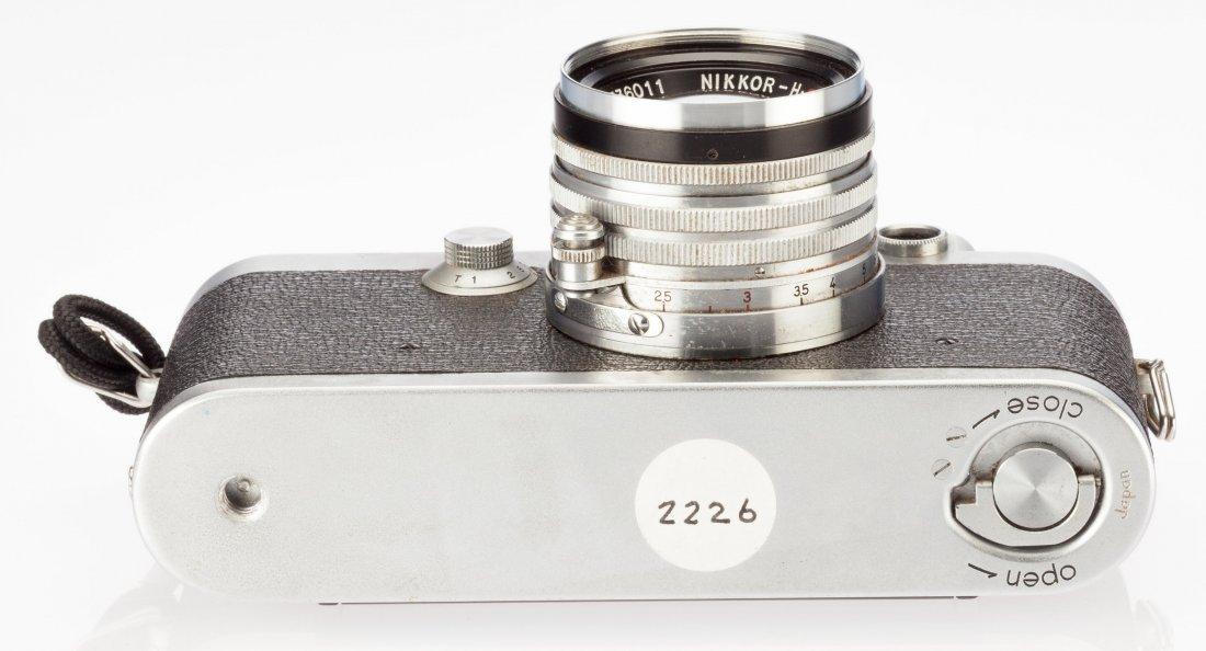 73039: Sears Tower 45 Rangefinder Camera Nicca Camera C - 3