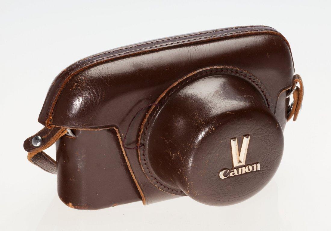 73046: Canon VT de luxe Rangefinder Camera Japanese, 19 - 2