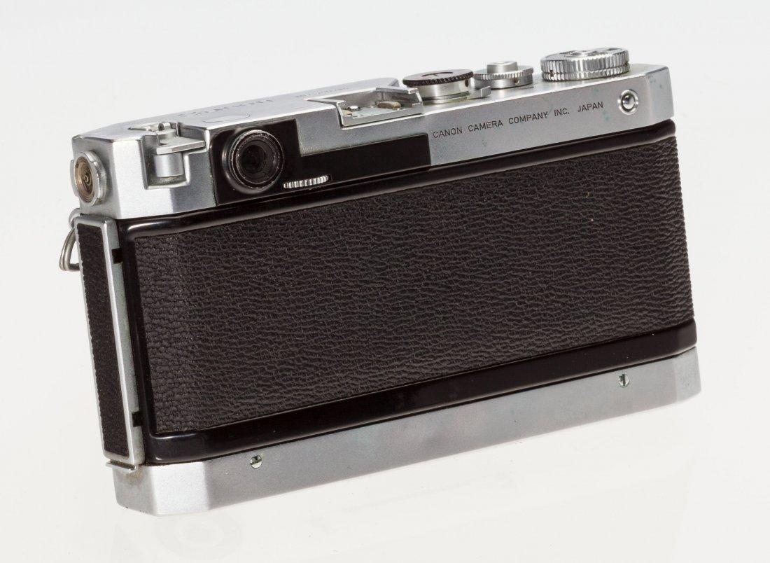 73046: Canon VT de luxe Rangefinder Camera Japanese, 19 - 3