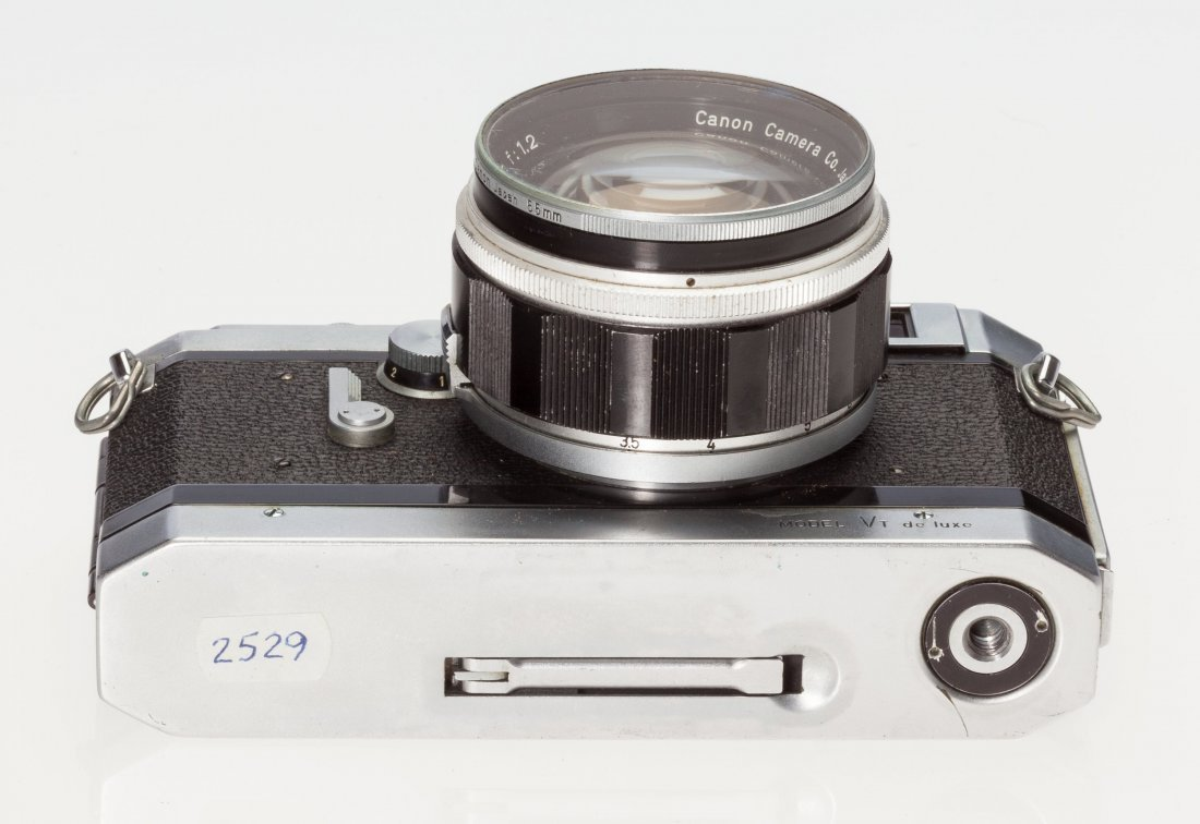 73046: Canon VT de luxe Rangefinder Camera Japanese, 19 - 5