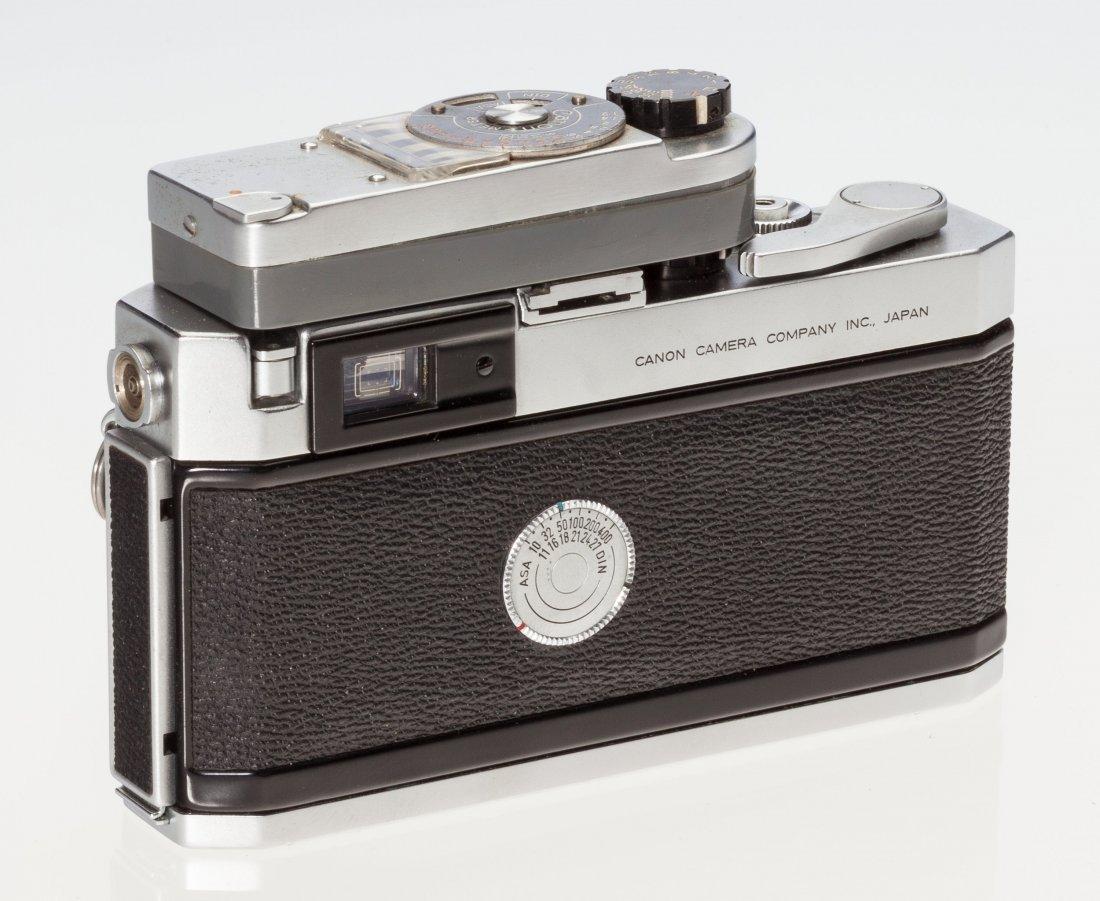 73047: Canon P Rangefinder Camera Japanese, c. 1960, No - 3