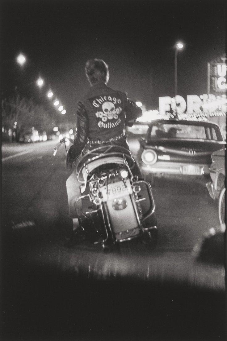 73368: Danny Lyon (American, b. 1942) Benny, Grand and