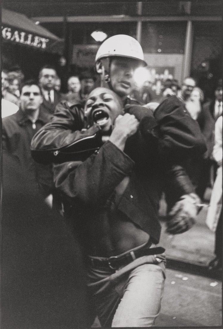 73371: Danny Lyon (American, b. 1942) Arrest of Taylor