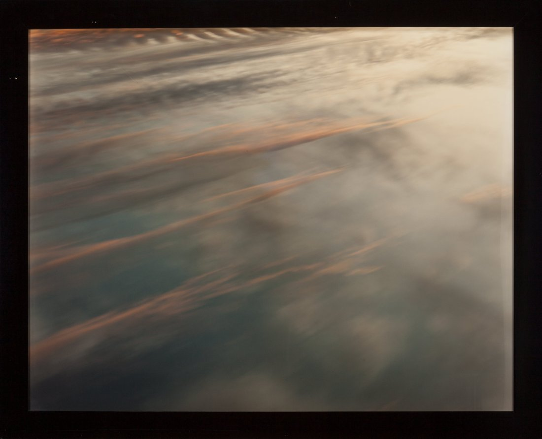 73068: Richard Misrach (American, b. 1949) Cloud #145,  - 2