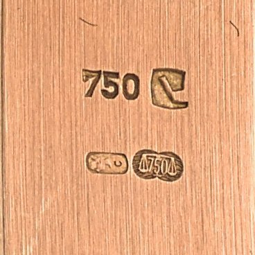 54138: Hublot MDM 18K Gold Automatic Professional Divin - 4