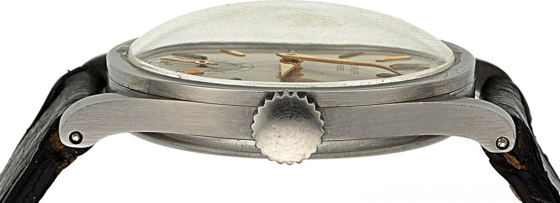54217: Patek Philippe Rare Steel Ref. 96 Calatrava, cir - 2