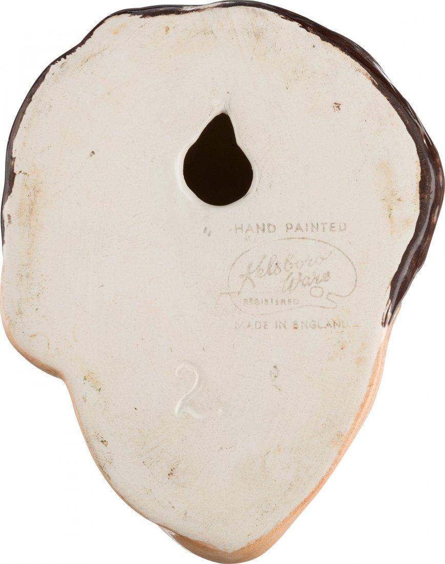 89378: Beatles - George Harrison Ceramic Wall Plaque (U - 2
