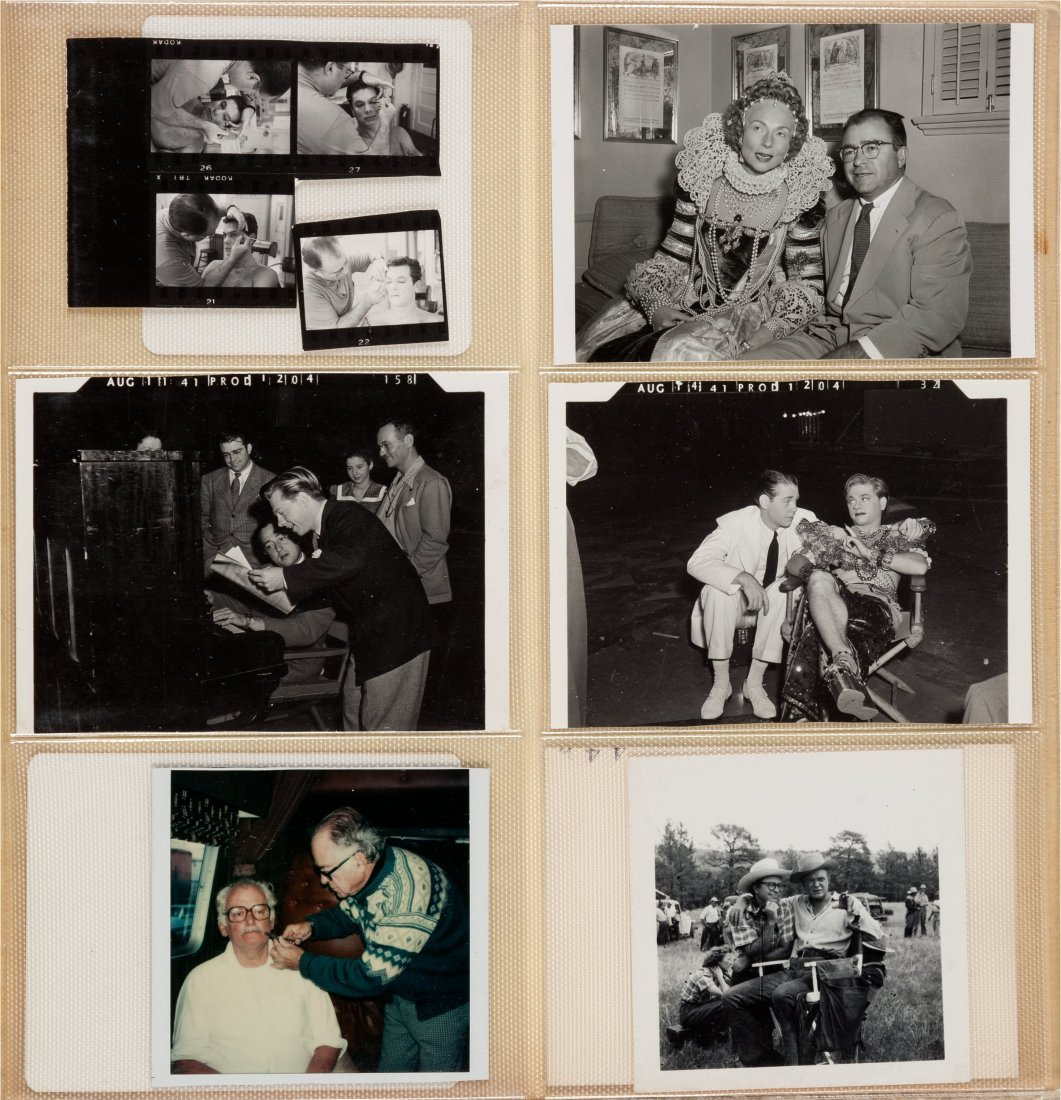 89154: A Photograph Album Filled with Candid Movie Star