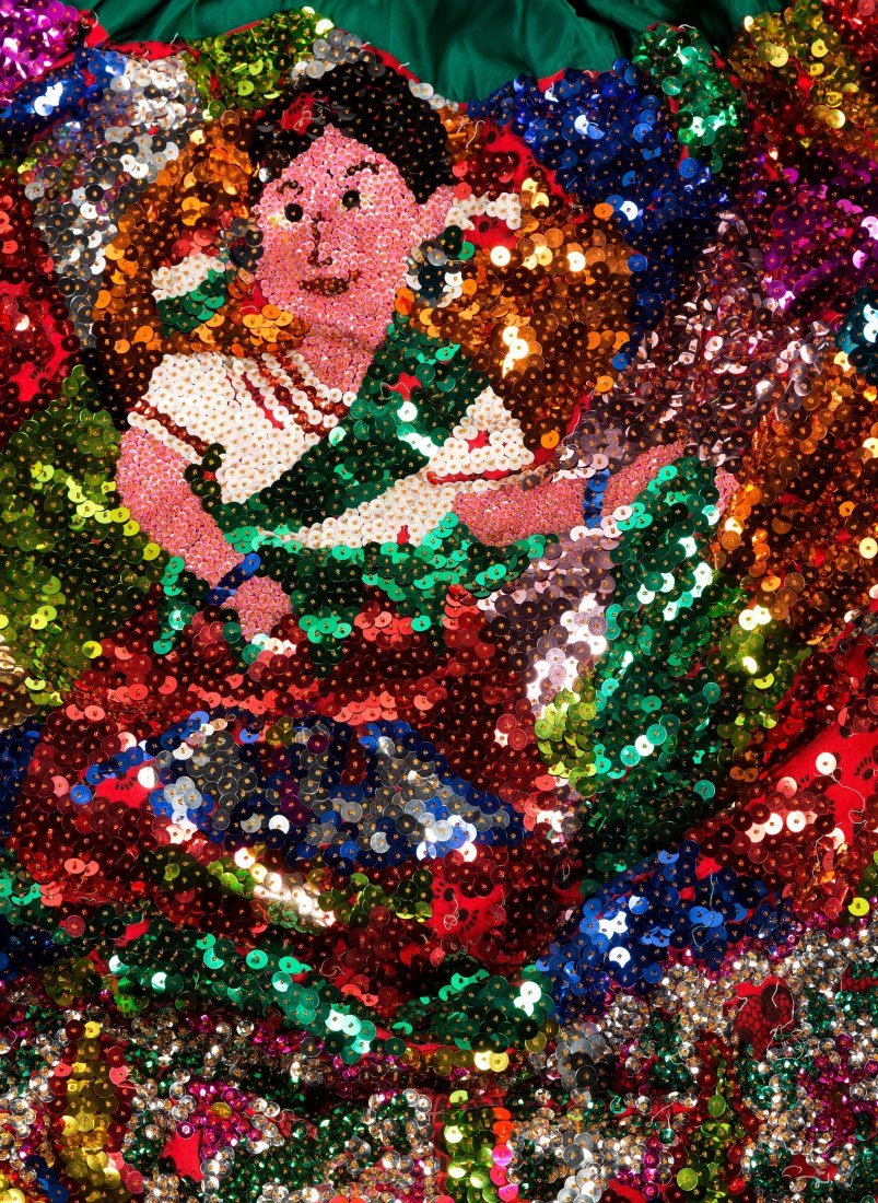 89454: Linda Ronstadt -- An Elaborate Folklorico Costum - 5