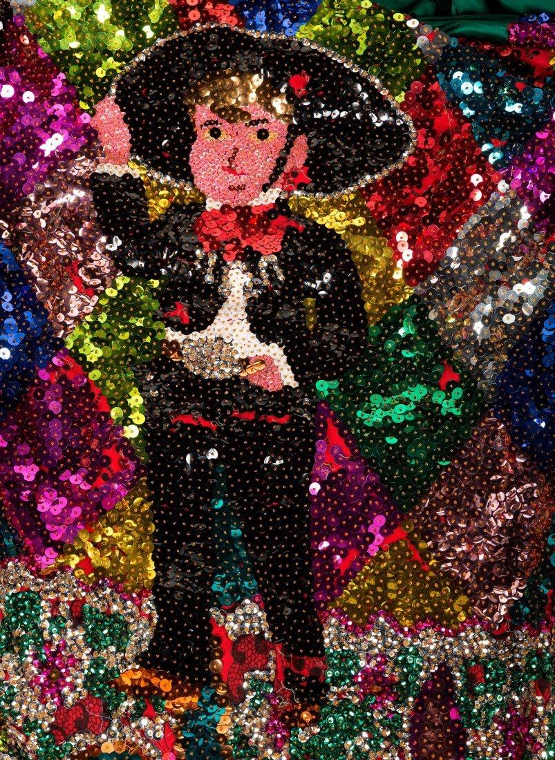 89454: Linda Ronstadt -- An Elaborate Folklorico Costum - 6