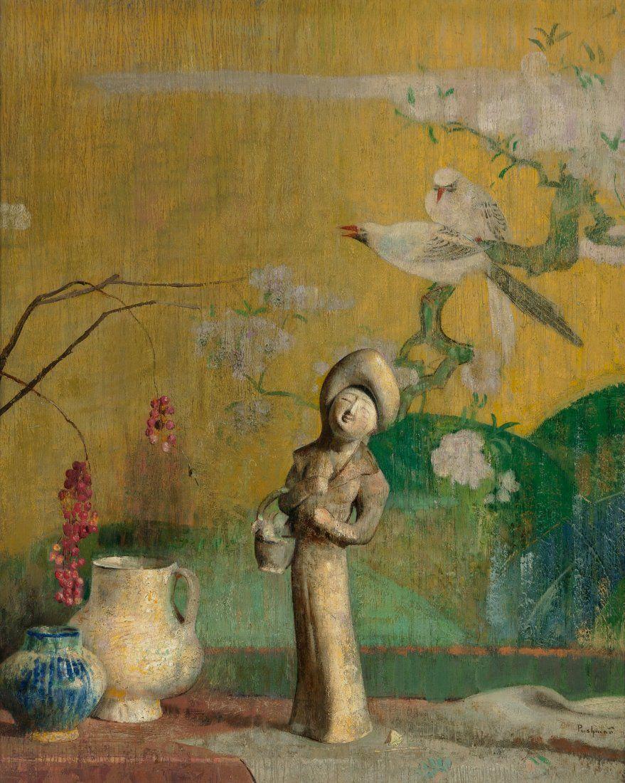 Hovsep Pushman (American, 1877-1966) Still Life