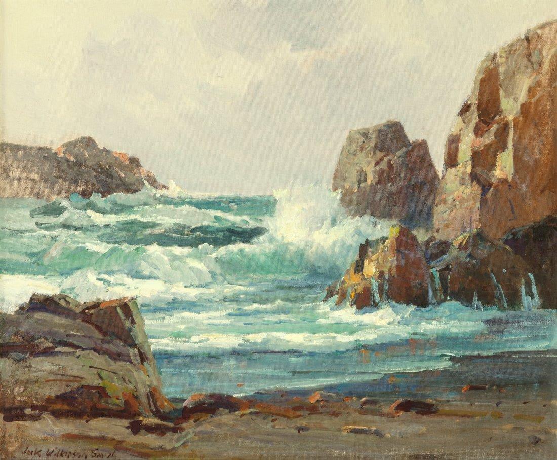 68025: Jack Wilkinson Smith (American, 1873-1949) Calif