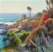 68038: Curt Walters (American, b. 1950) Heisler Park, L