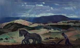 68051: Arthur Meltzer (American, 1893-1989) Pennsylvani