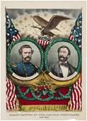 43305 Frmont  Cochrane 1864 Grand National Banner