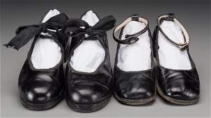 Shirley Temple - Two Pairs of Personally Owned and Used