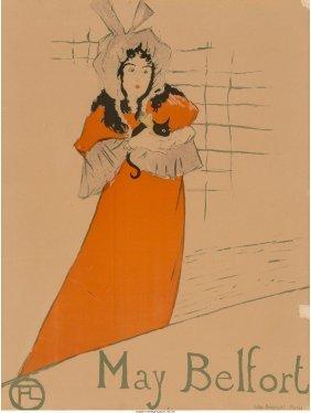 61377: Henri de Toulouse-Lautrec (French, 1864-1901) Ma