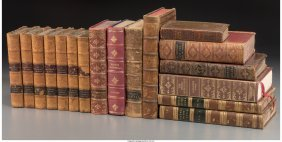 61963: An Assorted Group of Decorative Bindings
