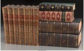61964: An Assorted Group of Decorative Bindings